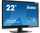 iiyama ProLite E2282HS-B1 LED display 54,6 cm (21.5'') Full HD Flat Mat Zwart