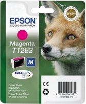 Epson T12834020 - Inktcartridge Magenta