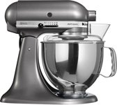 KitchenAid Artisan 5KSM150PSEPM - Keukenmachine - Metallic