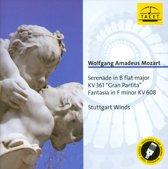 Mozart: Serenade Kv 361
