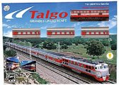 Pequetren Startset Batterij 508 Classic Talgo Trein