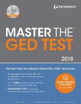 Master the GED Test 2018