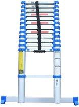 Alumexx Quickstep Telescopische ladder | 3.8m