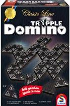 Tripple-Domino. Classic Line - Bordspel