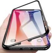 Magnetisch iPhone hoesje (voor ZWARTE iPhone 7 en 8)