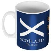 Schotland THE BRAVE Mok
