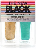 The New Black Subculture - Carnival - Nagellak