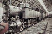 60x90 De locomotief