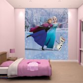 disney/frozen Behang Frozen Walltastic: 245x185 cm
