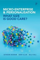 Micro-enterprise and personalisation
