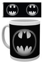 Dc Comics Batman Monotone Logo