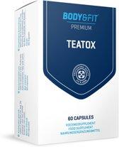 Body & Fit TeaTox - Detox en groene thee supplement - 60 capsules