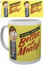 Rick & Morty - Better Call Morty Mug
