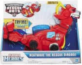 PLAYSKOOL HEROES Heatwave The Rescue Dinobot