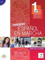 Nuevo español en marcha (Nivel A1) 1 libro del alumno + glosario + CD audio