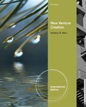 New Venture Creation, International Edition