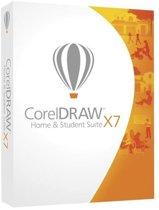 CorelDRAW Home & Student Suite X7 - Nederlands / Frans / 3 gebruikers / DVD