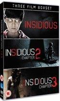 Insidious 1-3 (Import)