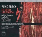 Penderecki: Te Deum; Lacrimosa