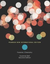 Forensic Chemistry: Pearson  International Edition