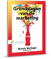 Boekomslag van 'Grondslagen van de marketing'