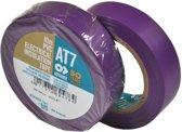 Advance AT7 PVC - Isolatietape - 15mm x 10m - Paars
