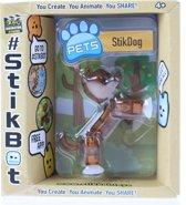 Goliath Stikbot Speelfiguur Hond Bruin 6 Cm