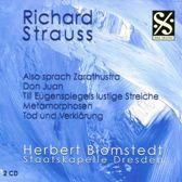 Richard Strauss: Also Sprach Zarathustra; Don Juan; Till Eulenspiegels lustige Streiche & Others