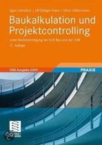 Baukalkulation Und Projektcontrolling