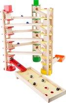Base Toys Houten Knikkerbaan