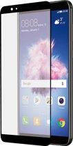 Azuri Curved Tempered Glass RINOX ARMOR - zwart frame- Huawei P Smart