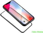 bescherm glas Full Cover Screenprotector voor Iphone XR en iPhone 11 Full Cover 5D extra sterk glas bescherming voor iPhone XR/11