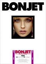 Bonjet Atelier Fibre pak fotopapier Wit Glans A4