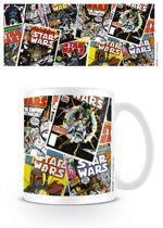 Star Wars Comic Covers - Mok