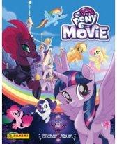 My Little Pony Movie Stickerzakje