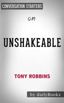 Unshakeable: Your Financial Freedom Playbook by Tony Robbins​​​​​​​ | Conversation Starters