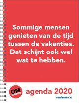 Bureau-agenda 2020 Omdenken (softcover)