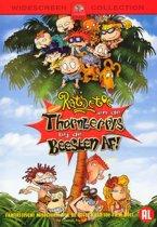 Ratjetoe En De Thornberrys Bij De Beesten Af! (dvd)