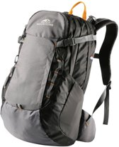 Dutch Mountains - Backpack Vecht - Rugzak 30 Ltr - Rugventilatie + Regenhoes - Zwart