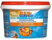 Oxy pool & spa 2,5 kg - vermindert het chloorgebruikt tot 50%