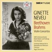 Beethoven And Brahms : Violin Concertos