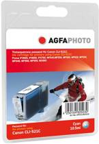 AgfaPhoto APCCLI521CD inktcartridge