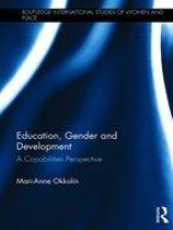 Education, Gender and Development