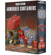 Warhammer 40,000 Terrain: Munitorium Armoured Containers