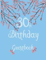 30th Birthday Guestbook