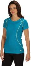 Regatta-Wmns Virda III-Outdoorshirt-Vrouwen-MAAT XXXL-Blauw