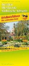 Erlebnisführer Dresden, Oberlausitz, Sächsische Schweiz 1 : 180 000