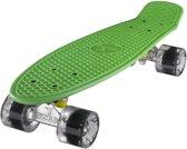 Penny Skateboard Ridge Retro Skateboard Green/Clear