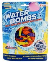 100 zelfsluitende waterballonnen