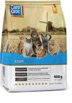 Carocroc Kitten - Gevogelte/Rijst/Granen - Kittenvoer - 400 g